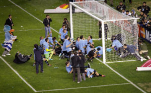 Uruguay wins the Copa America 2011